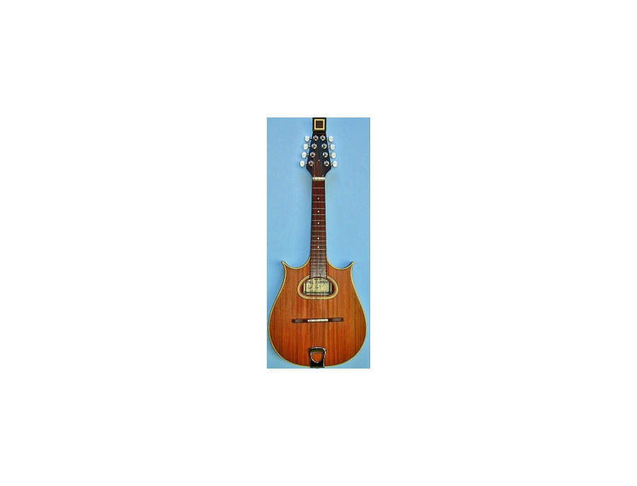 Paul Hathway M-4 Mandolin