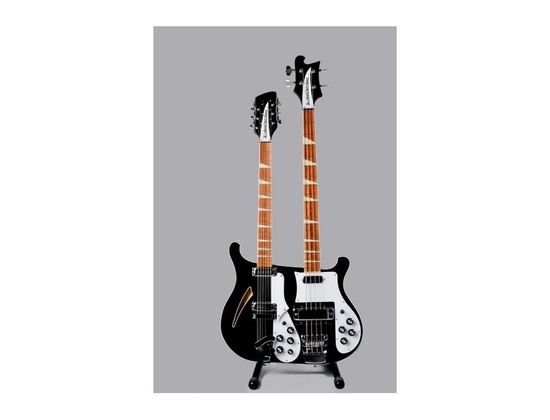 Rickenbacker 660/12 and 4003 Double Neck