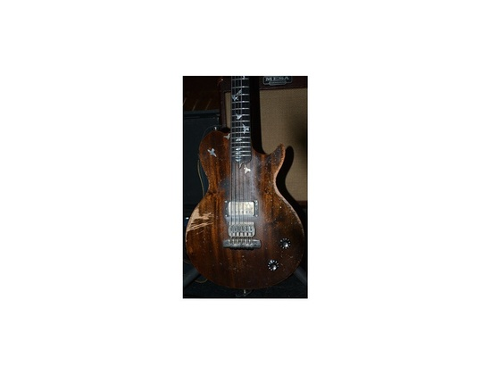 "Dan Johnson ""Bird"" Custom Electric Guitar"