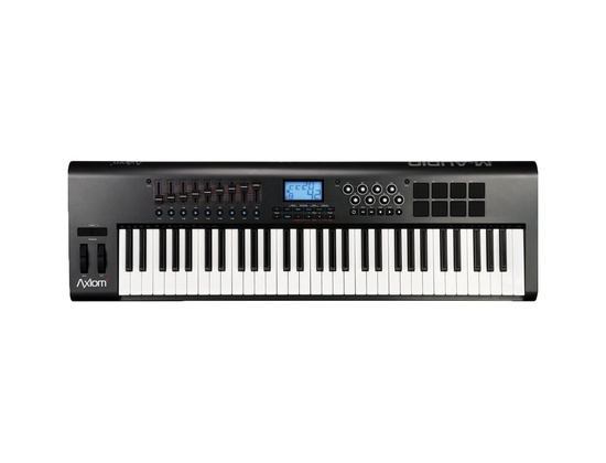 M-Audio Axiom 61 2nd Gen 61-Key USB MIDI Keyboard Controller