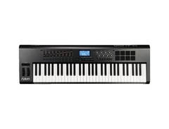 M audio axiom 61 2nd gen 61 key usb midi keyboard controller s