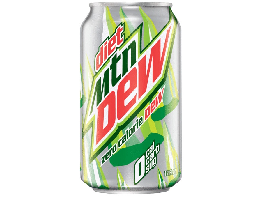 Diet Mountain Dew