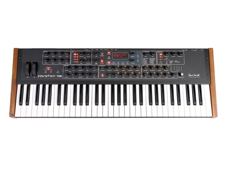 dave smith instruments prophet 39 08 synthesizer reviews prices equipboard. Black Bedroom Furniture Sets. Home Design Ideas