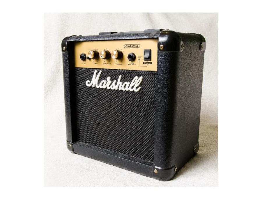 Marshall G10 Mk.II