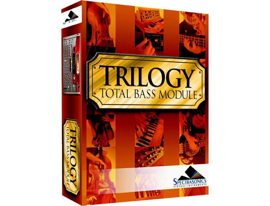 Spectrasonics Trilogy Total Bass Module Software Synthesizer