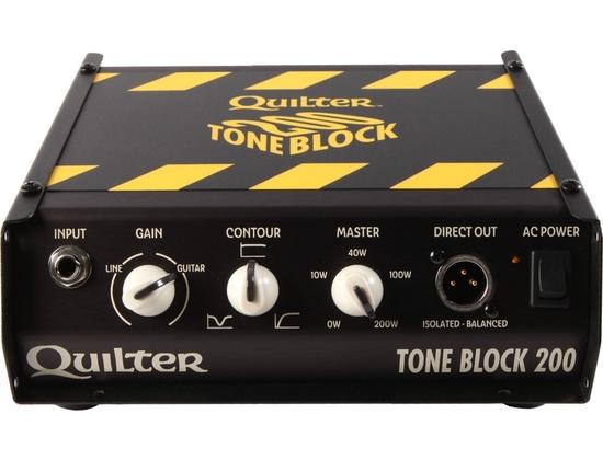 Quilter Tone Block 200