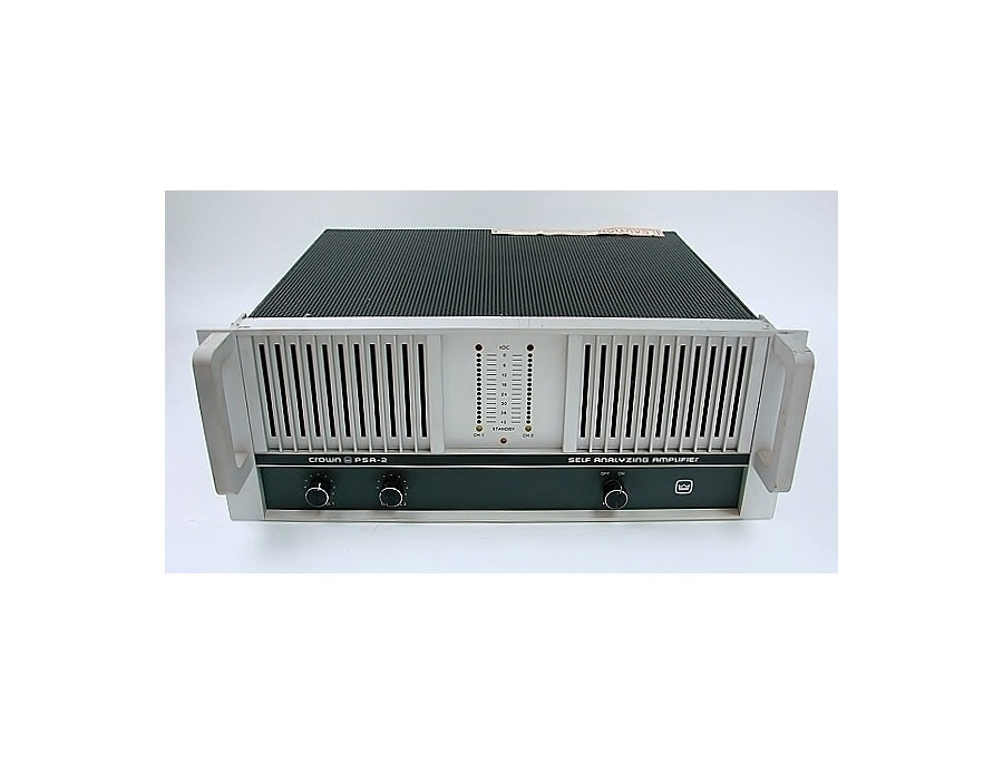Crown psa 2 power amplifier xl