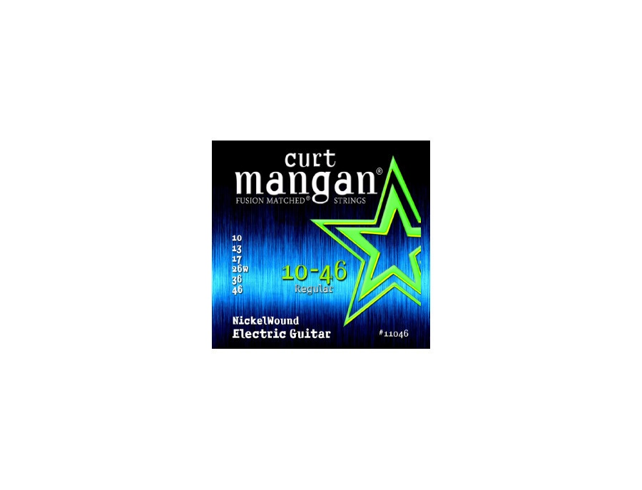 Curt Mangan Fusion Matched Strings