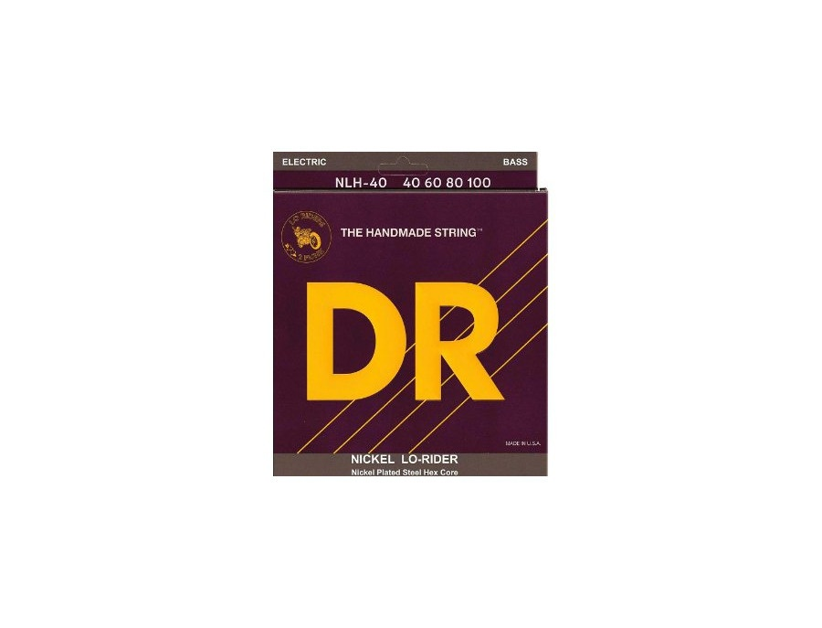 DR Strings Nickel Lo-Rider