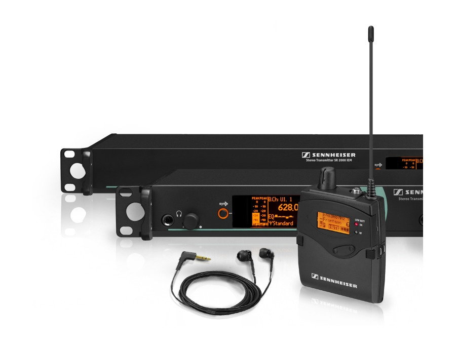 Sennheiser sr 2050 in ear monitoring system xl