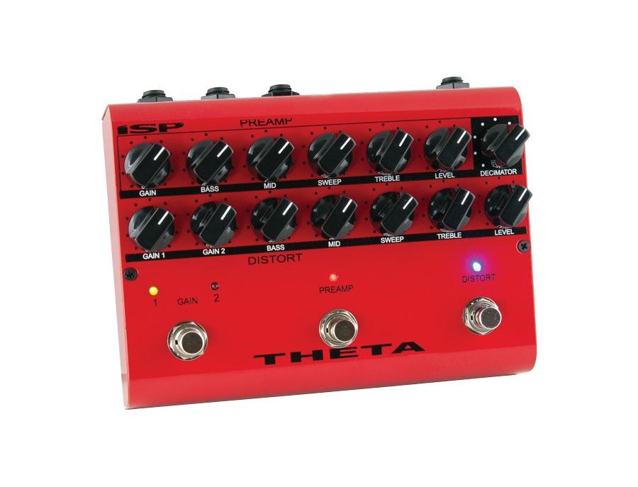 Isp technologies theta pedal xl