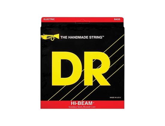 DR Hi-Beams 5 string Medium (50 - 65 - 85 - 105 - 130 ...
