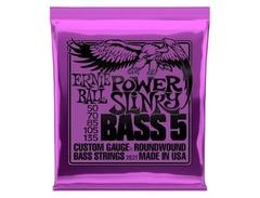 Ernie ball power slinky 5 string bass strings 50 135 s