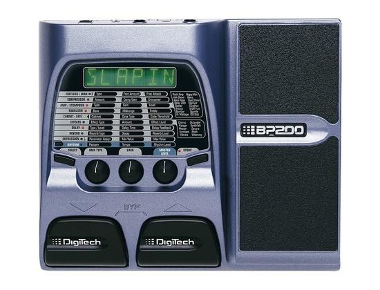DigiTech BP200 Multi-effects Pedal
