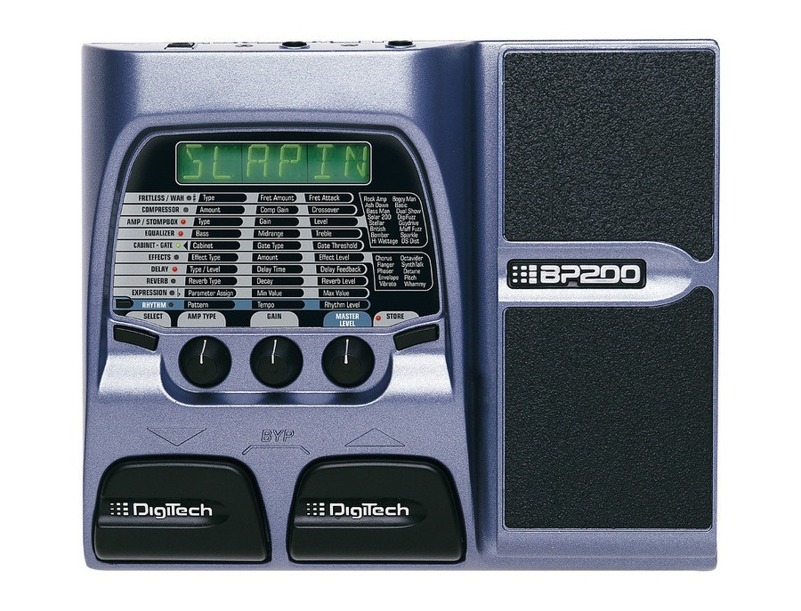 DigiTech BP200 Multi-effects Pedal