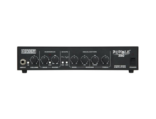 Fender Rumble 350 Bass Head V2