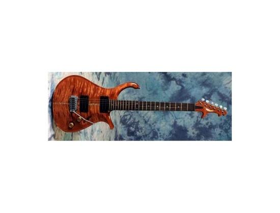 Pluma Prototype Custom Electric Guitar