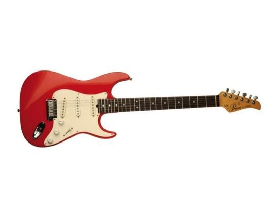 Pensa Custom Luis Alberto Spinetta Electric Guitar