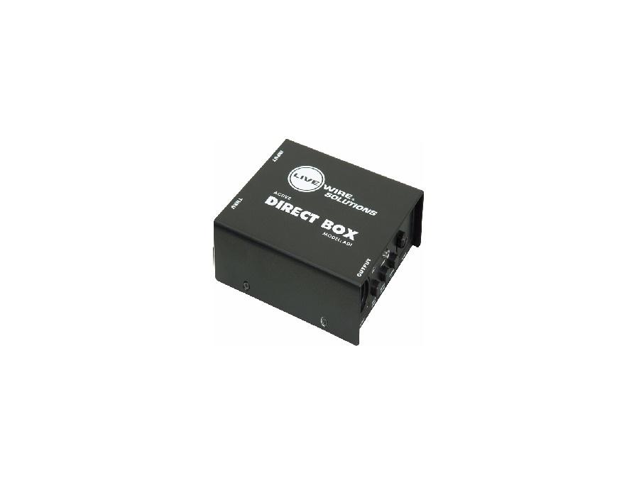 Live Wire ADI Active DI Direct Box