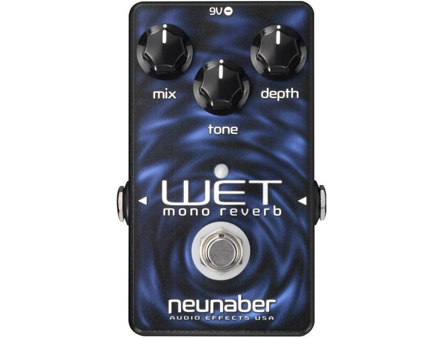 Neunaber Wet Mono Reverb Pedal