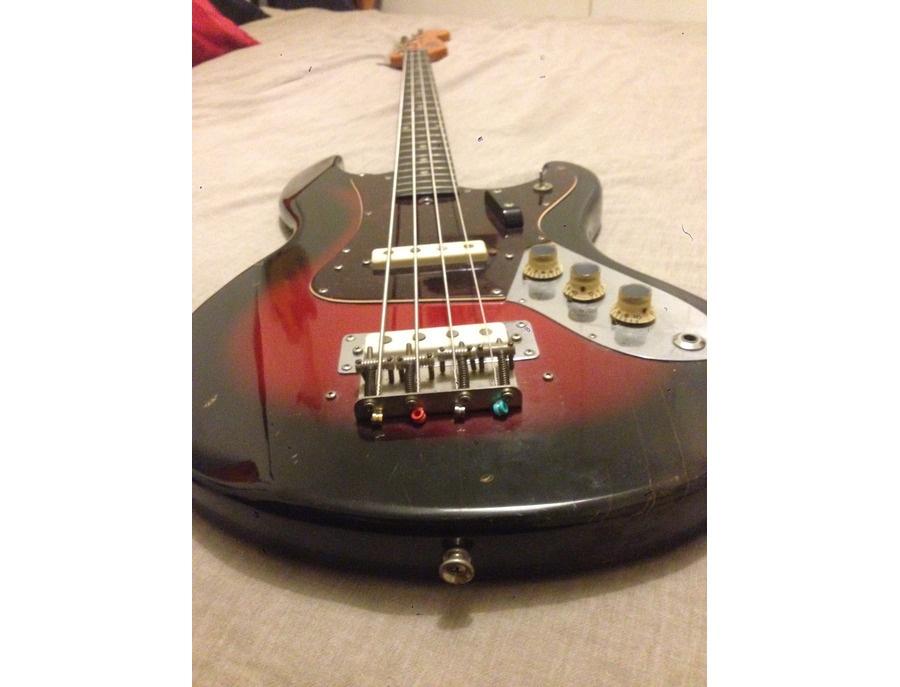Vintage Eko Bass