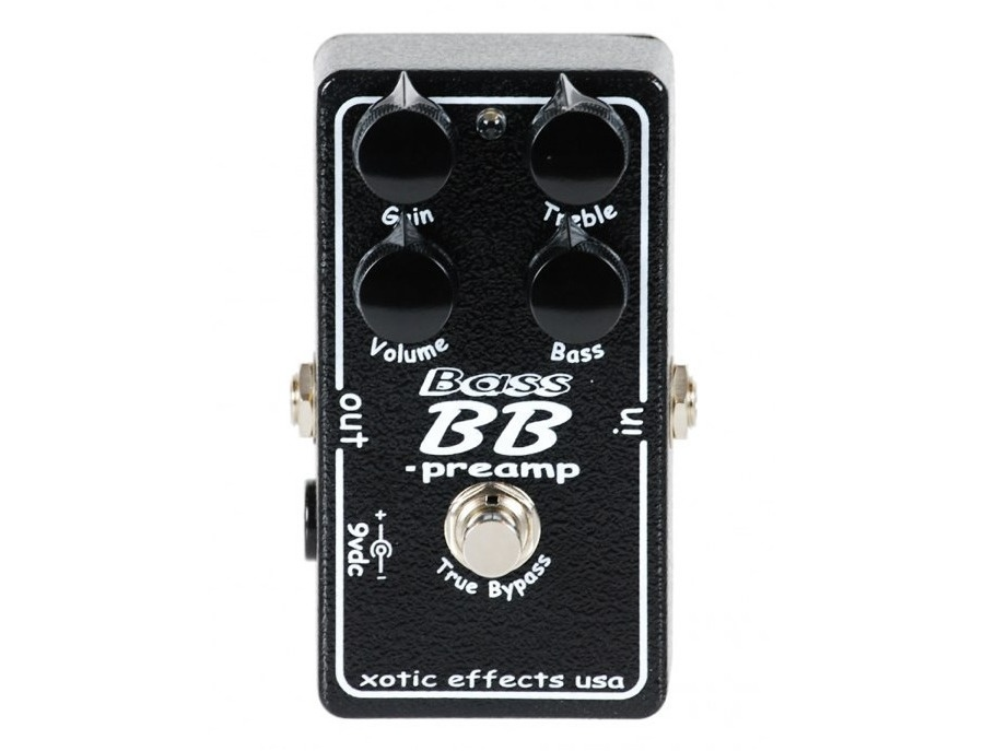 Xotic Effects Bass BB Preamp