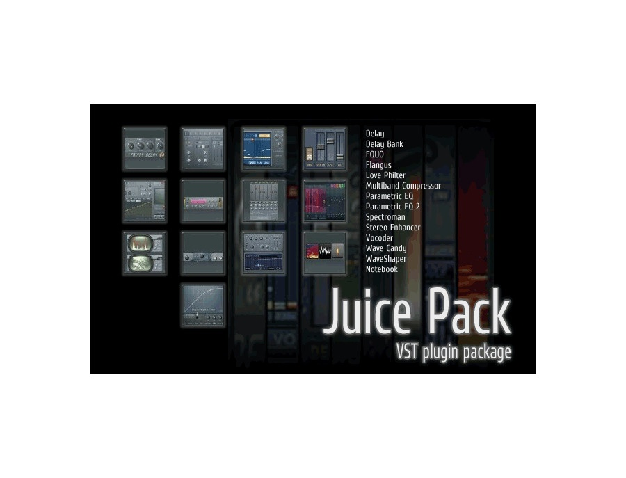 Image line juice pack xl
