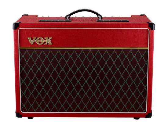 Vox AC15 C1 Red Limited