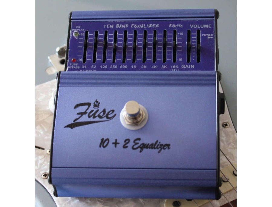 Fuse Electronics 10+2 EQUALIZER