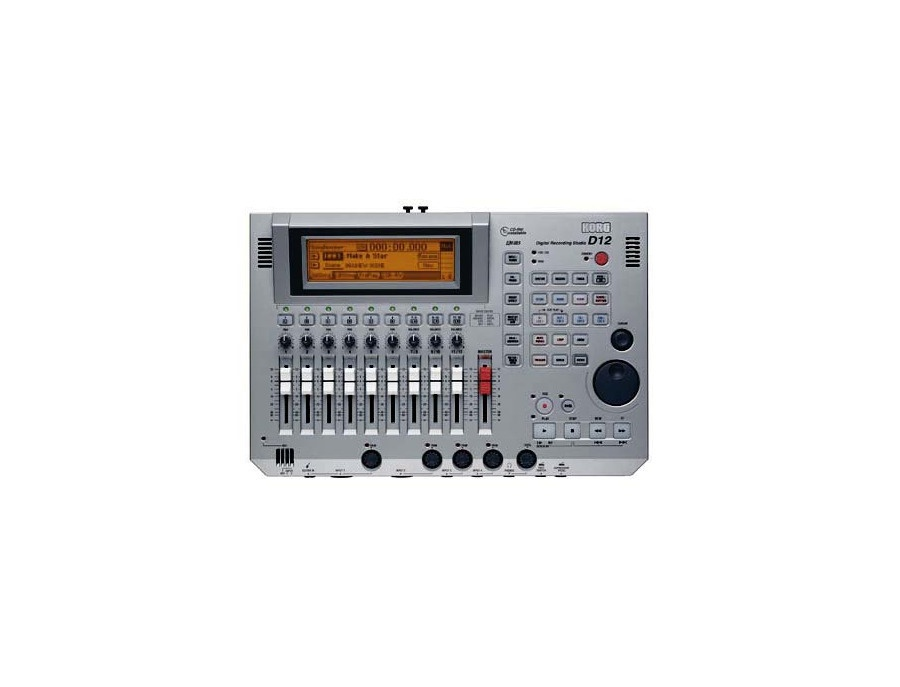 Korg D-12 Digital Workstation
