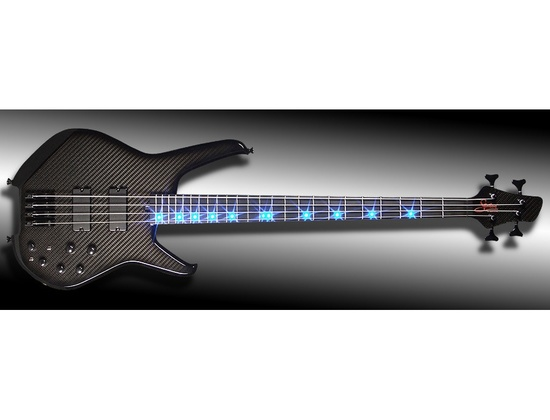 Chris Wolstenholme Signature Status Graphite Bass