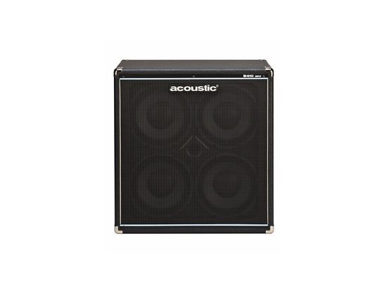 Acoustic B410 MkII Bass Cabinet