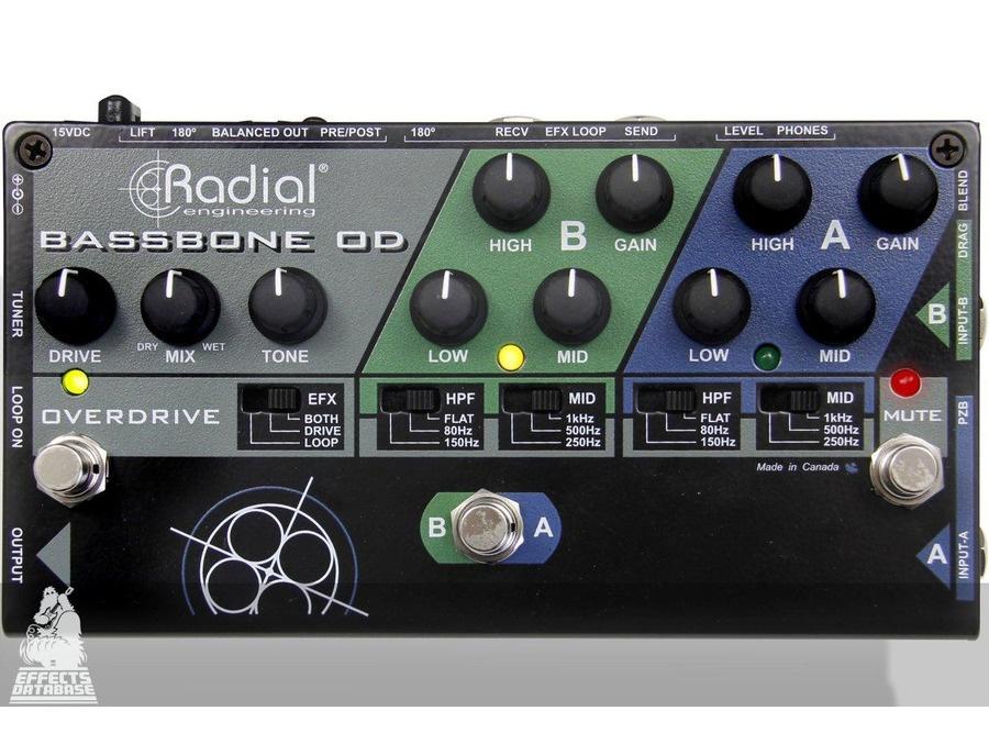 Radial Bassbone OD