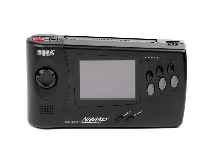 Sega Nomad Console