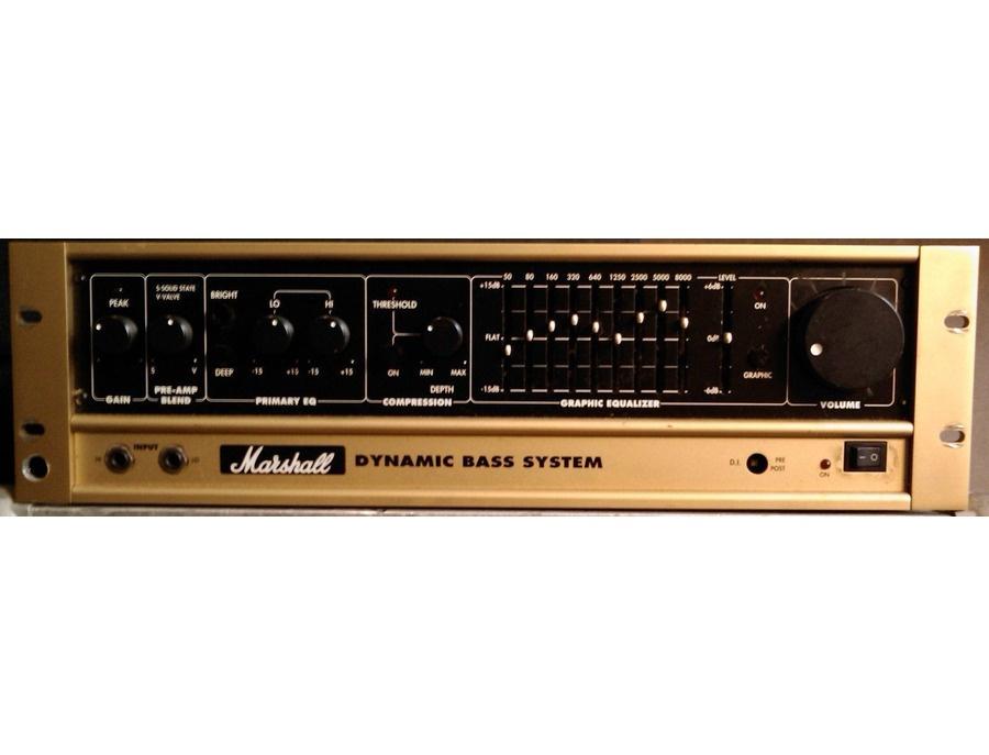 Marshall DBS 7400