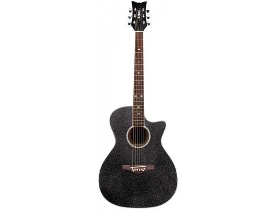 Daisy Rock Wildwood Acoustic/Electric Guitar