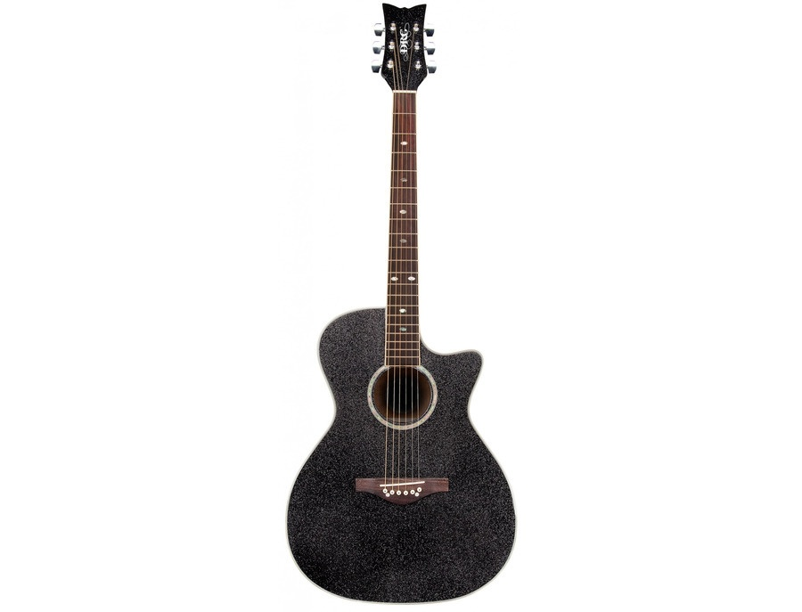 Daisy Rock Wildwood Acoustic/Electric Guitar