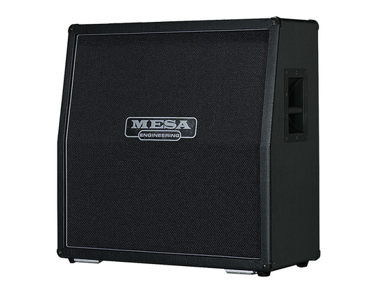 Mesa Engineering 4x12 Recto Traditional Slant Cabinet