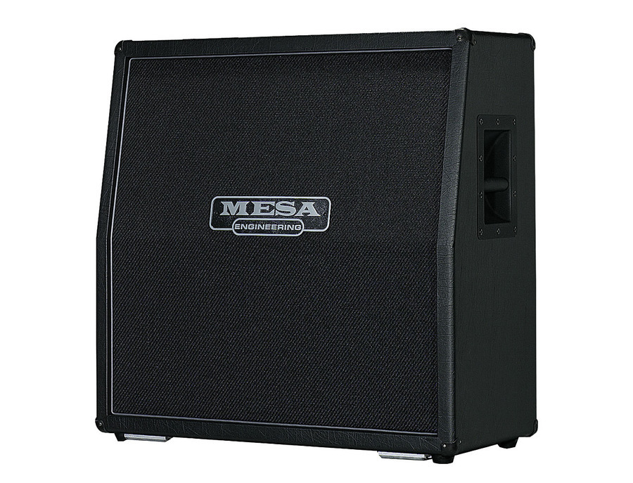 Mesa Engineering 4x12 Recto Traditional Slant Cabinet