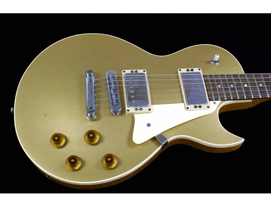 Heritage H-140 gold top