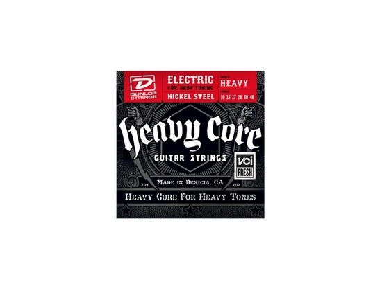 Dunlop Heavy Core Guitar Strings