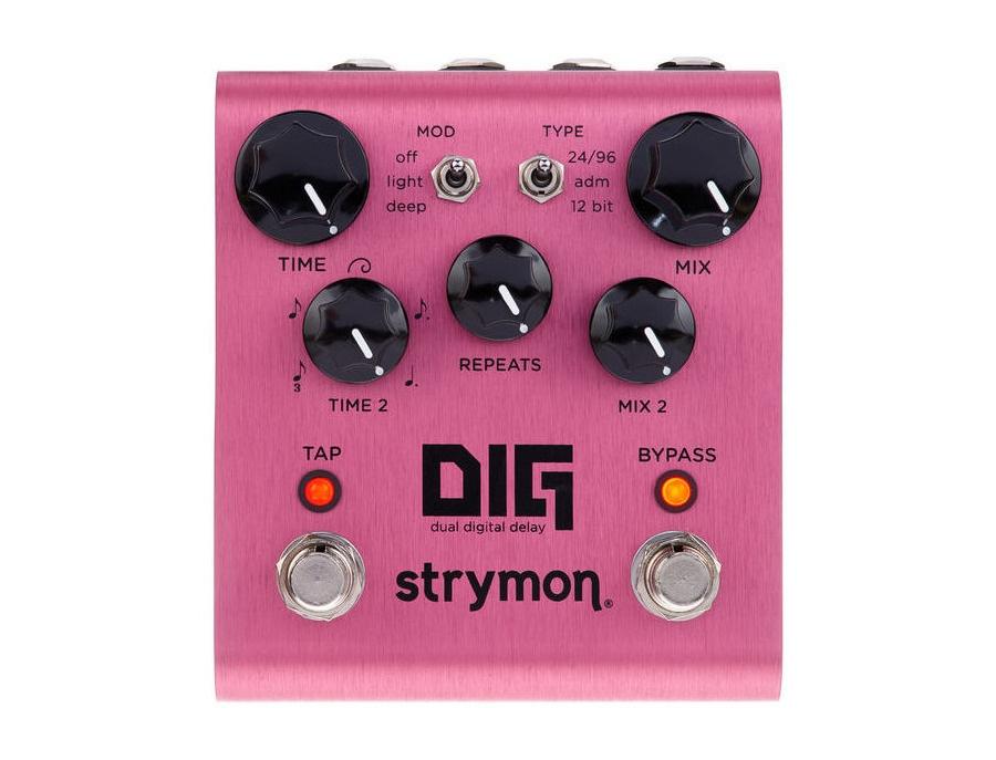 Strymon DIG Dual Digital Delay Pedal