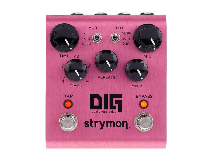 strymon dig dual digital delay pedal reviews prices equipboard. Black Bedroom Furniture Sets. Home Design Ideas