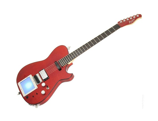 Manson Red Carbon