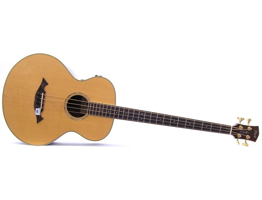 Moon Custom Acoustic Bass