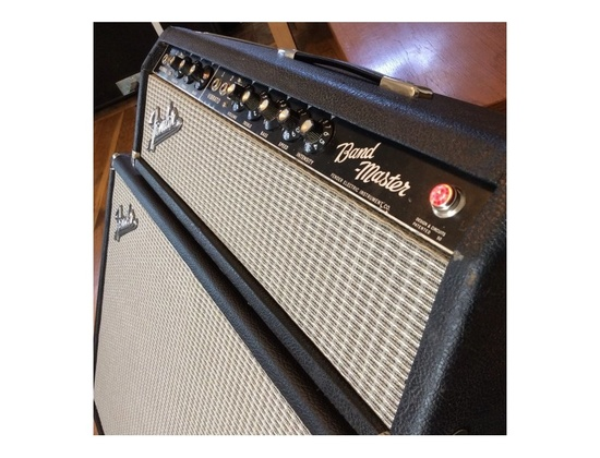 1965 Fender Bandmaster 40W Head