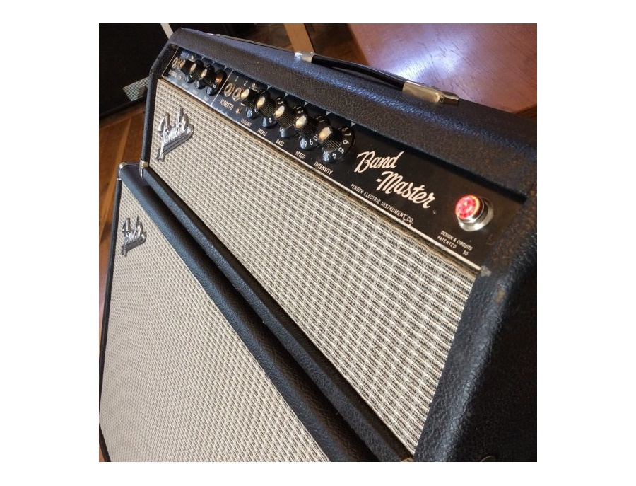 1965 Fender Bandmaster 40W Head
