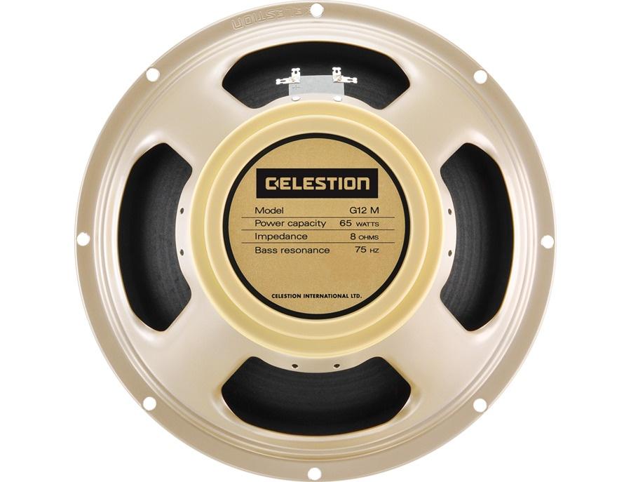 """Celestion G12M-65 Creamback 12"""" Speaker"""