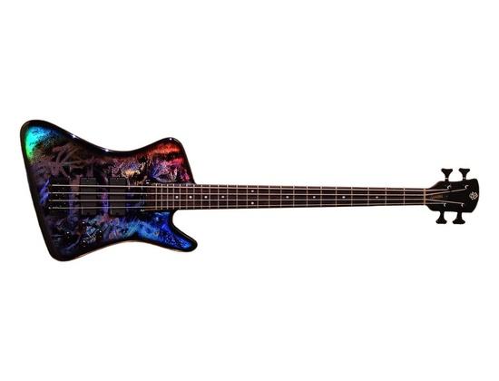 Spector REX-4 PRO™ Signature Rex Brown Bass
