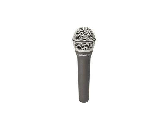 Samson Q8 Professional Dynamic Vocal Microphone